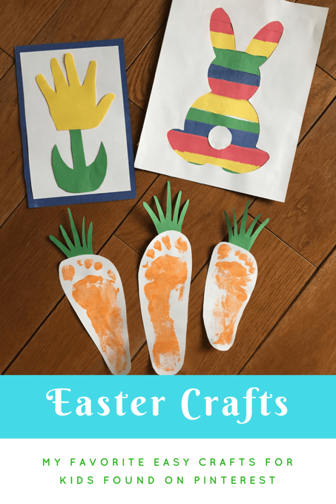 How Pinteresting! 3 Easy Easter Crafts for Kids