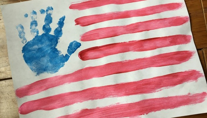 Last Minute 4th of July Kids Crafts – Free Printable!