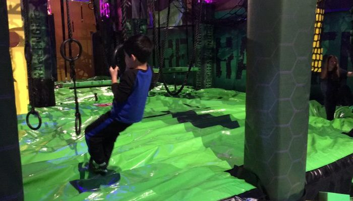 Fun for the Family at Launch Trampoline Park + Discount Code