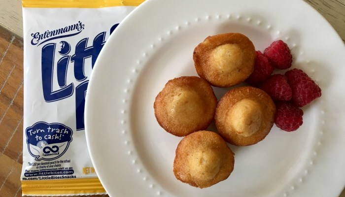 Entenmann's Little Bites are Convenient, On-The-Go Snacks