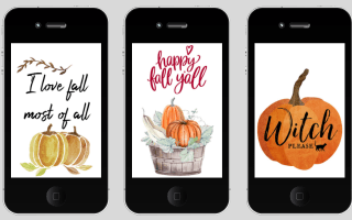 Free Download: Fall-Inspired Tech Wallpapers