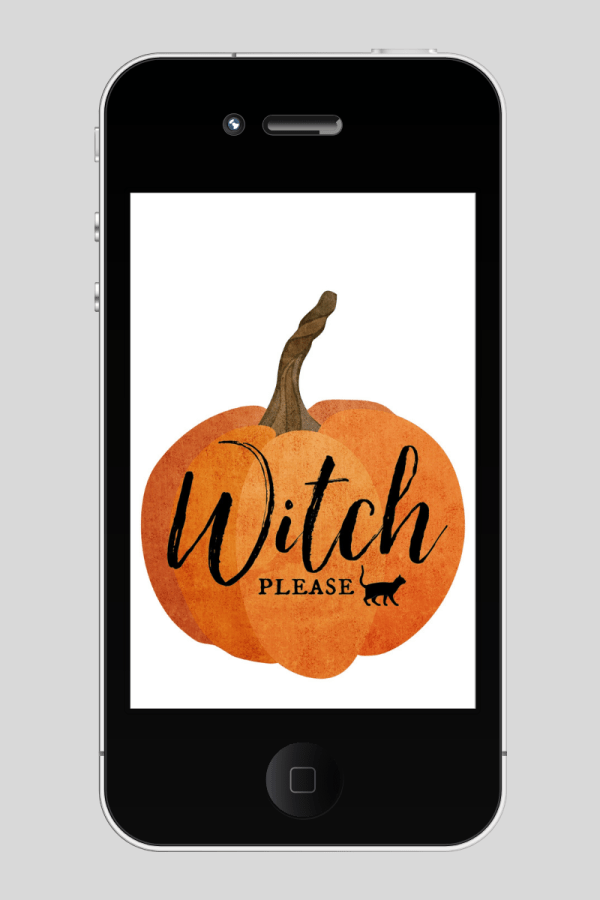 witch please free tech iphone wallpaper