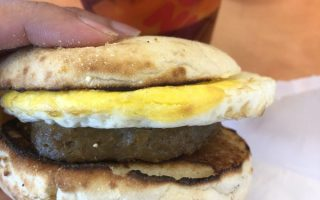 Dunkin's New Beyond Sausage Sandwich a Hit With My Kids