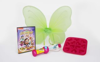 Giveaway: Butterbean's Cafe Let's Get Cooking Fairy Set