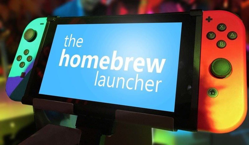 Homebrew Launcher For Nintendo Switch Released For