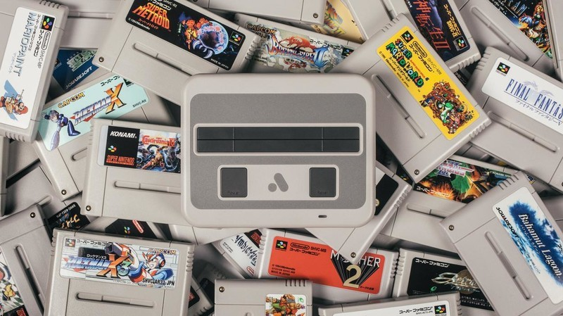 You Can Play Classic Snes Games On Analogue S Super Nt Modmy