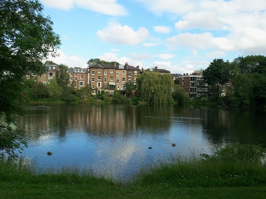 Londra da vedere Hampstead Heath  RS
