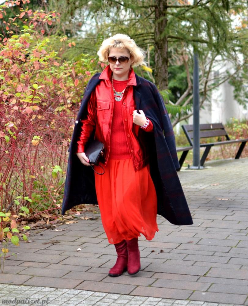 Pokochaj czerwień Modna Lizet