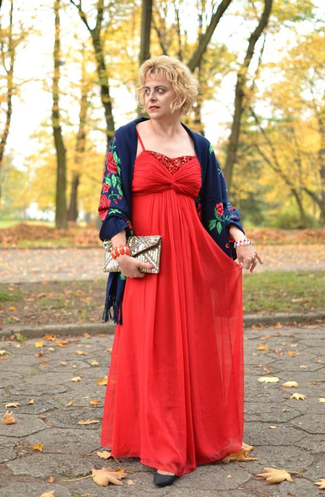 Balowa sukienka Modna Lizet