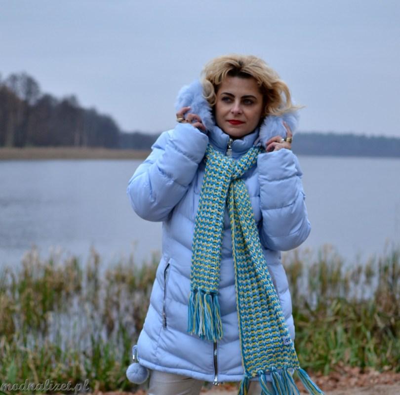 Zimowa kurka Modna Lizet