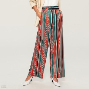 Spodnie wielobarwne