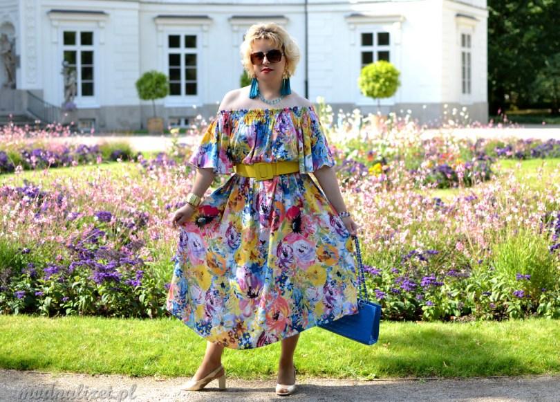 Modna sukienka na lato