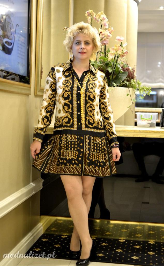 Moda Versace Modna Lizet