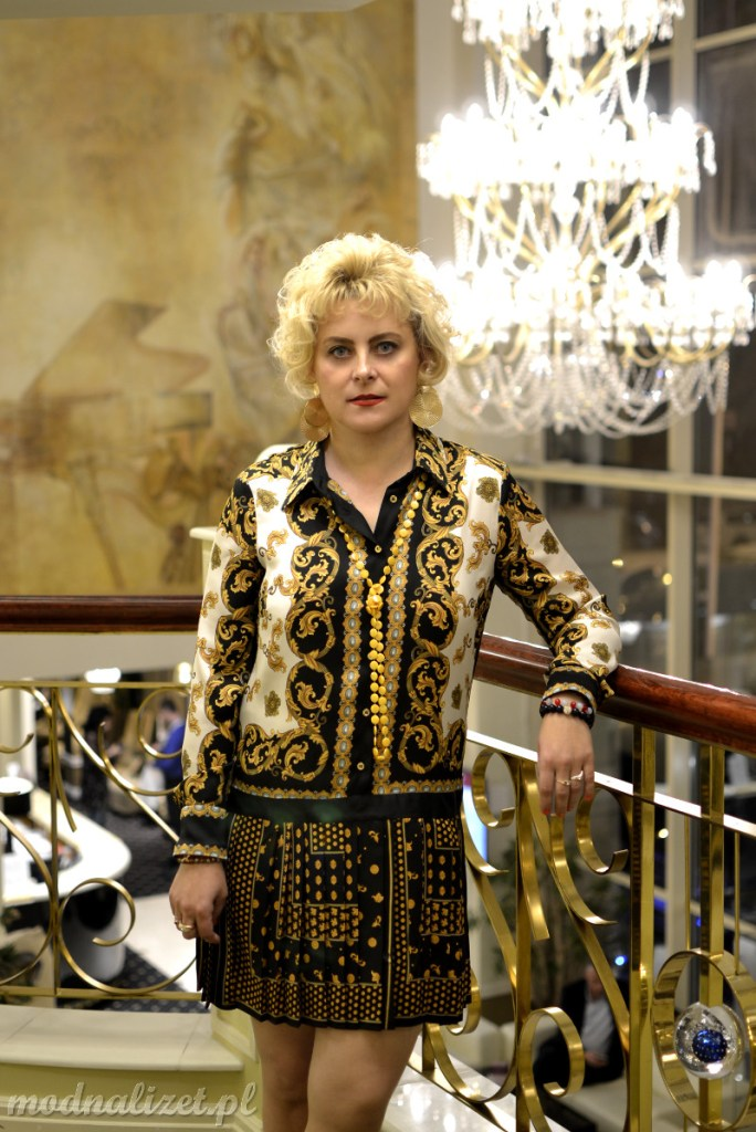 Elegancka sukienka Dolce Gabbana