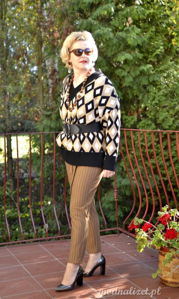 Modny sweter Zary