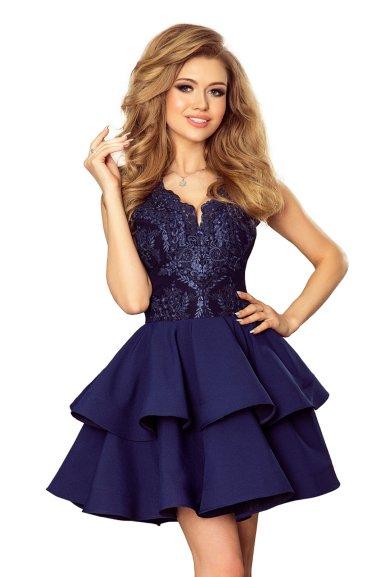 obleka-svečana-krinolina-temno-modra