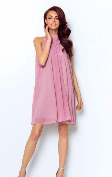 lahka-priložnostna-obleka-roza