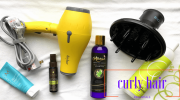 healthy curls tools products