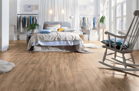 Elegir el suelo para nuestro hogar decoraci n y reformas - Tarima flotante para cocinas ...