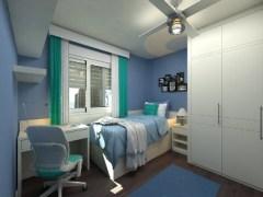 lámparas para habitación juvenil