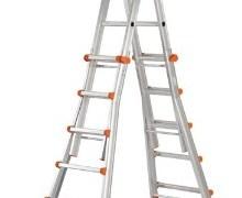 normativa de las escaleras de mano