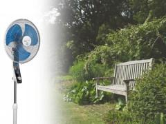 ventiladores para jardín