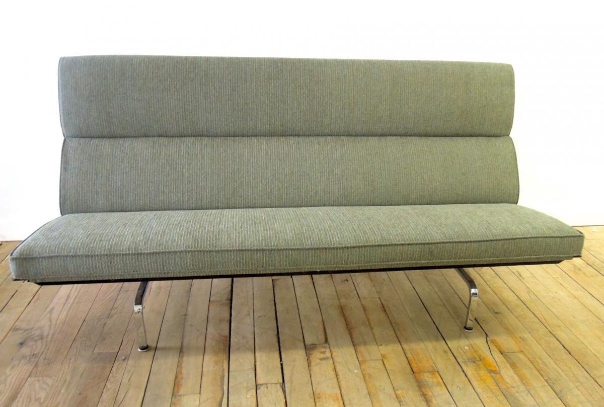 eames sofa compact es aguda o llana furniture reupholstery services mod restoration