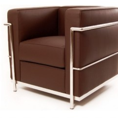 Le Corbusier Chair Tub Covers Ikea Lc2 Sofa And Reupholstery Mod Restoration