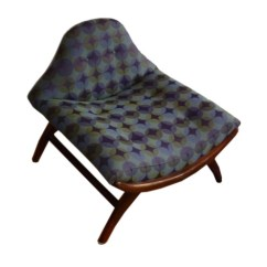Adrian Pearsall Chair Folding Replacement Parts Sofa And Reupholstery Furniture Mod Gondola Reupholster