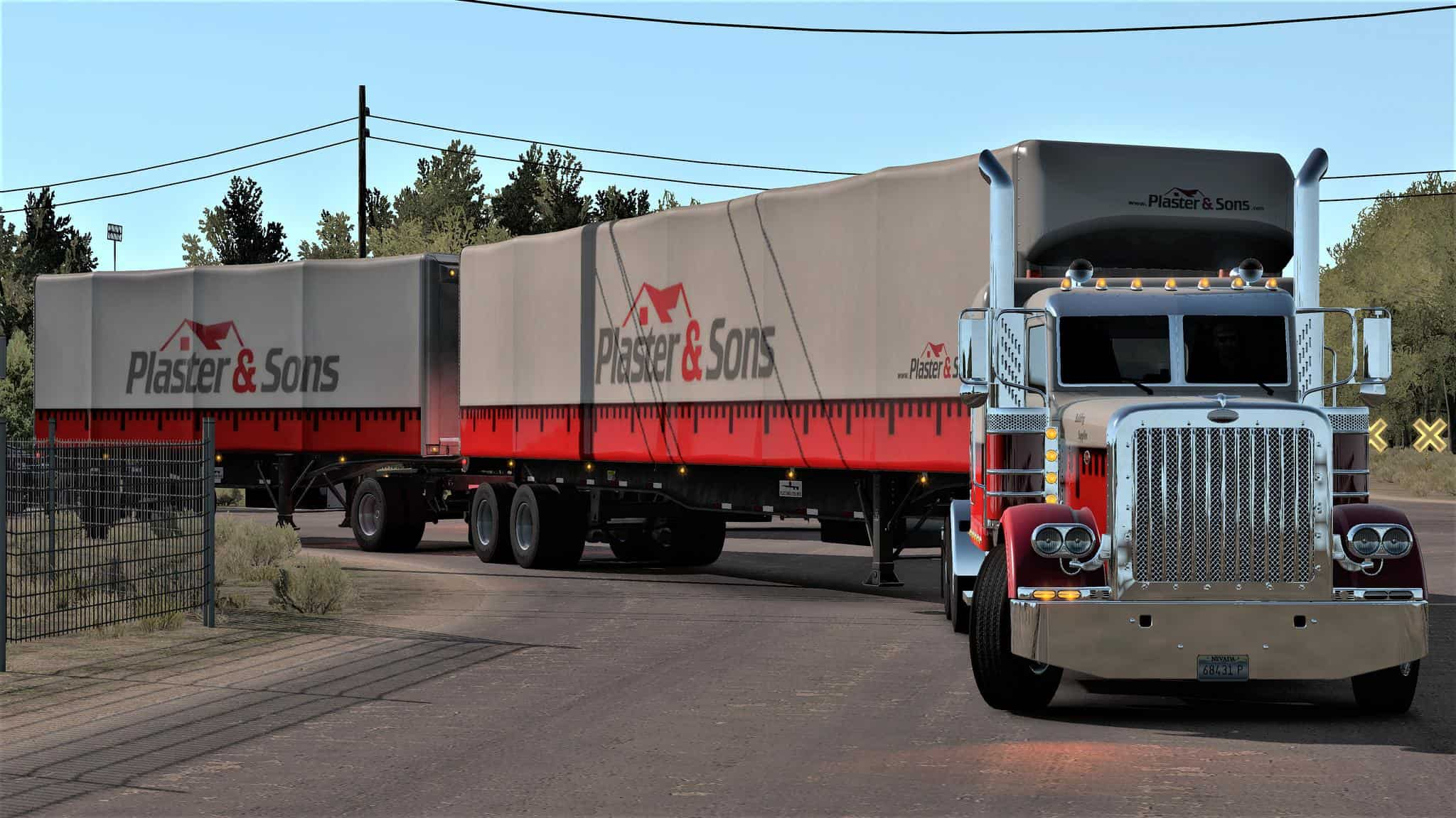 SCS Company Skins trailersownership v10 ATS  American