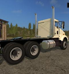 kst kenworth t800 dual axle for that one guy v1 0 for fs 2017 [ 1920 x 1080 Pixel ]