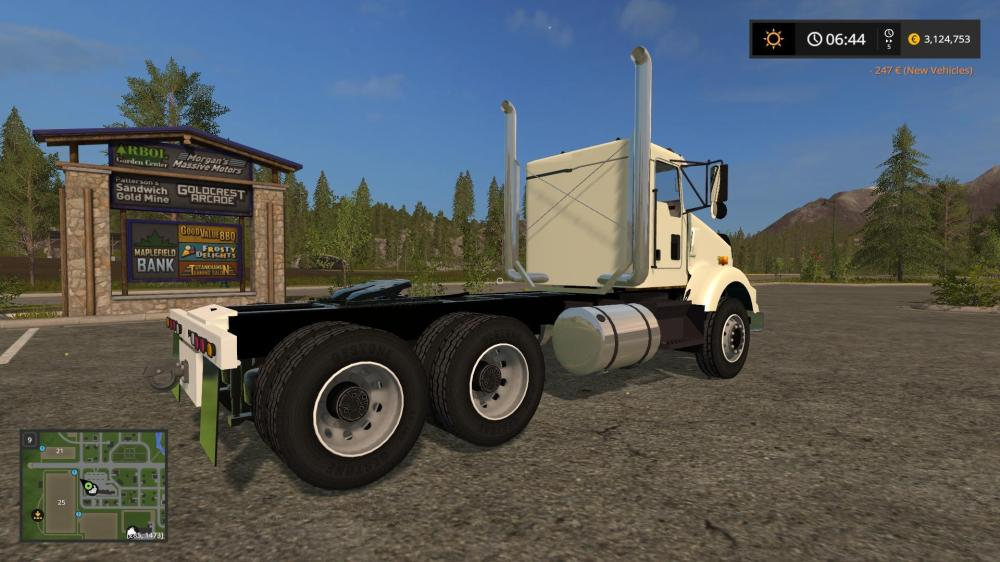 medium resolution of kst kenworth t800 dual axle for that one guy v1 0 for fs 2017