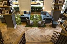 Modern Hotel Lobby Furniture