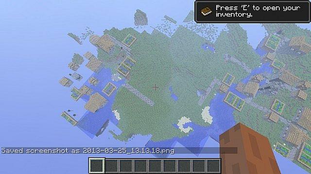 Better Villages Mod 1.8 (Villages Generation) - Minecraft mod download