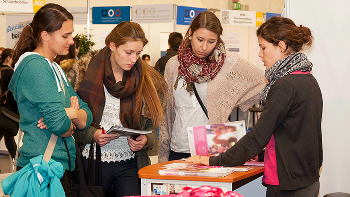 "Student fair ""Career and Education"" - MOD'SPE Paris Central Europe"
