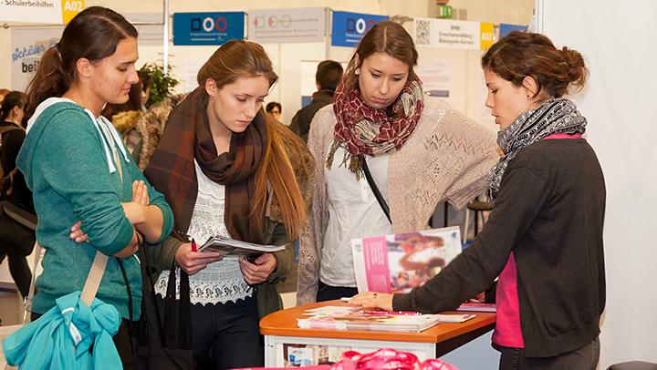 "Student fair ""Career and Education"" - MOD'SPE Paris Central Europe"