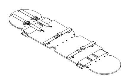 Installation of a Lifeport TLSS medevac system (7)