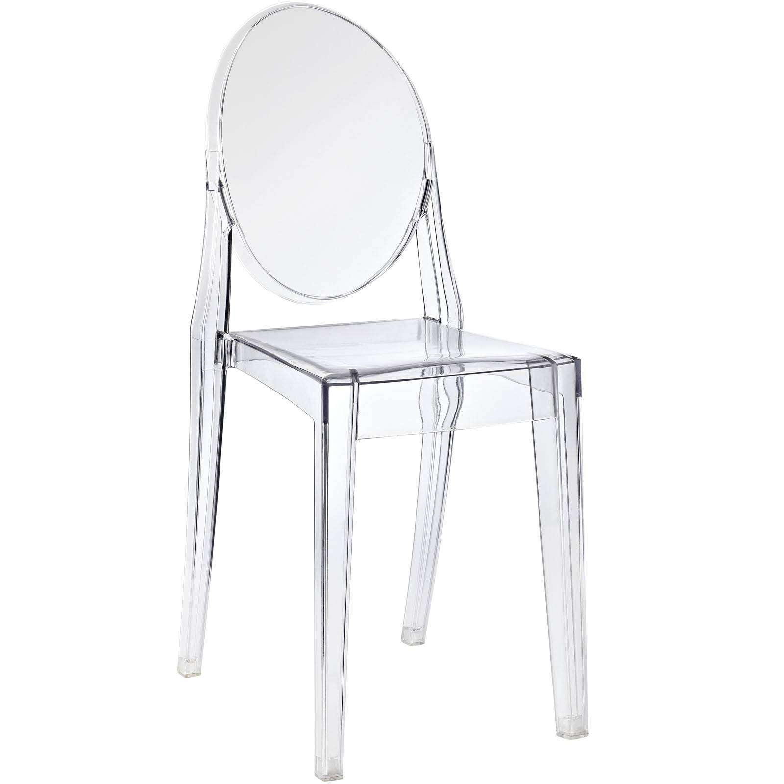 philippe starck ghost chair banqueting covers for sale uk style victoria side