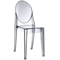 Philippe Starck Ghost Chair Cover Rentals Bronx Ny Style Victoria Side