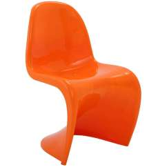 Lounge Chair For Kids Cheap Tufted Dining Chairs Verner Panton Style