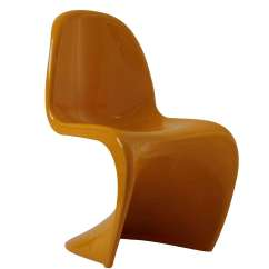 Yellow Chairs For Sale Ergonomic Chair Near Me Verner Panton Style