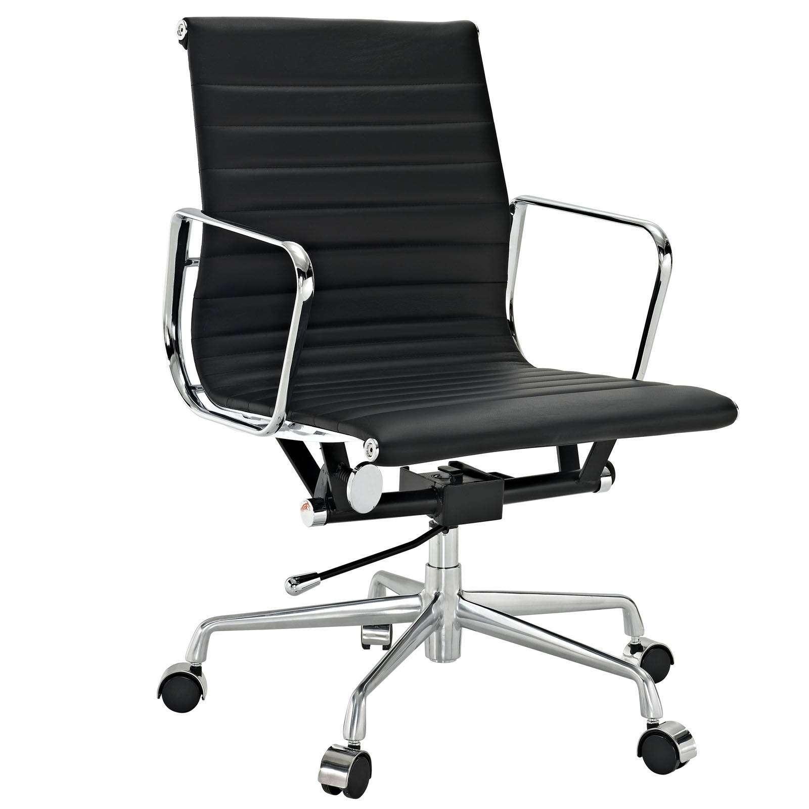 eames aluminum management chair replica rocker es game office - style   modterior