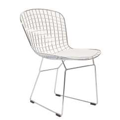 Bertoia Side Chair Camping 500 Lb Capacity Harry Style