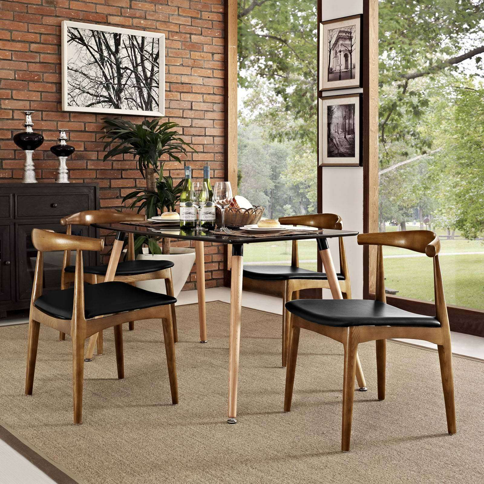 dining chair sets of 4 office chairs zimbabwe modterior room tracy