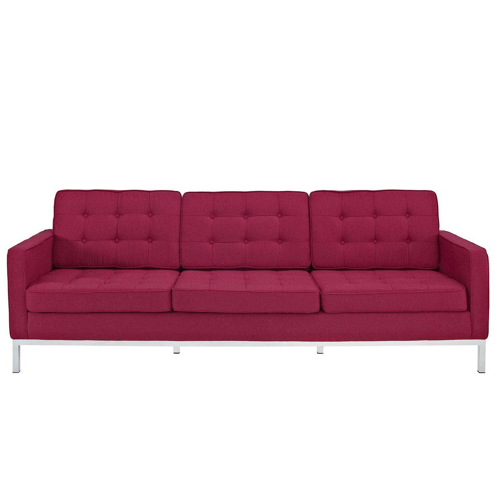 florence knoll sofa review istikbal max sleeper style couch wool