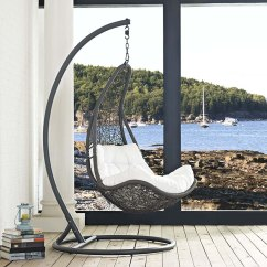 Swing Chair Outdoor Best Beach With Umbrella Modterior Chairs Abate