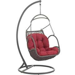 Swing Chair Outdoor Human Scale Modterior Chairs Arbor