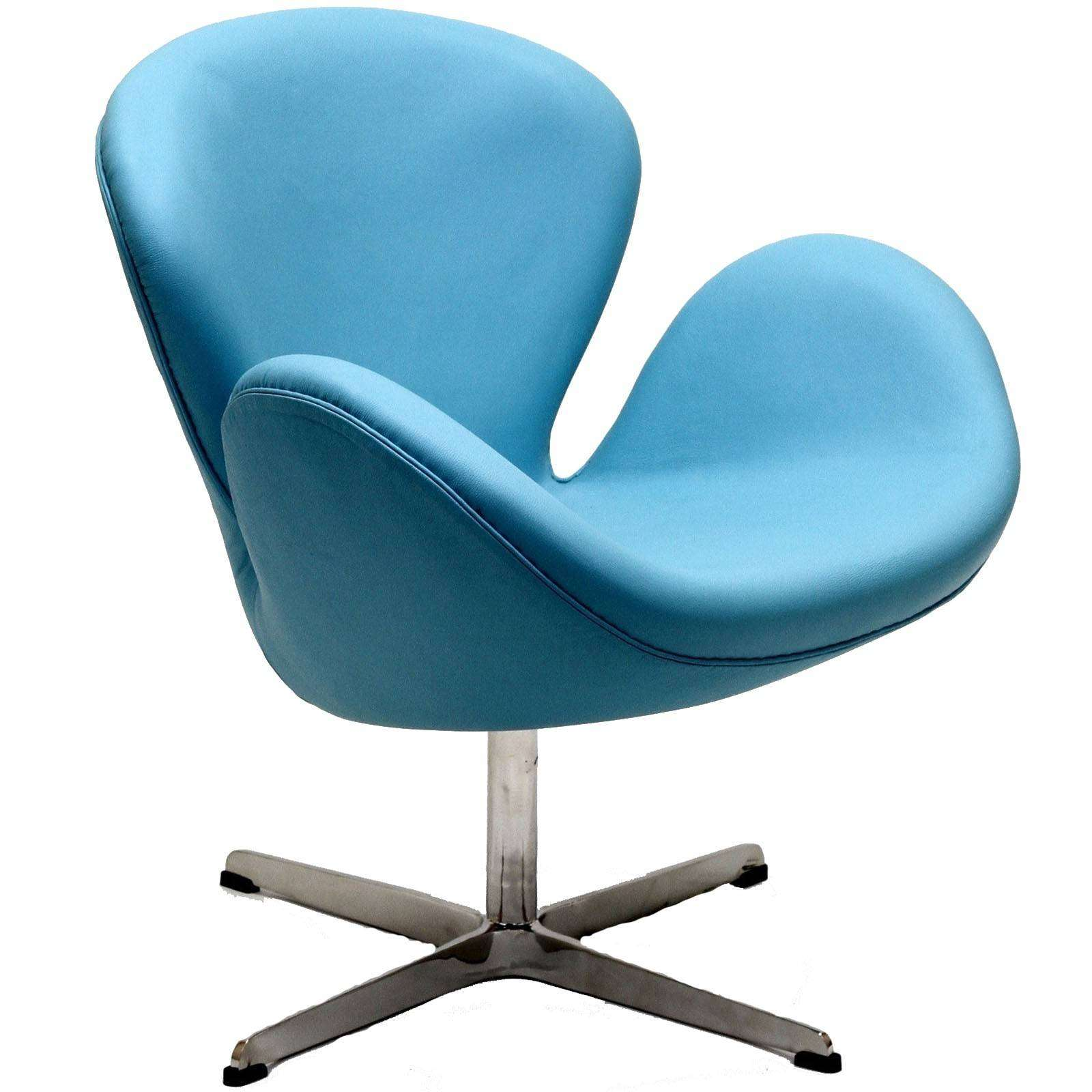arne jacobsen swan chair lightweight aluminum patio chairs leather
