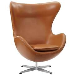 Bertoia Style Chair White Target Wooden Chairs Arne Jacobson Egg - Leather
