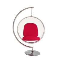 Eero Aarnio Style Bubble Chair w/ Stand